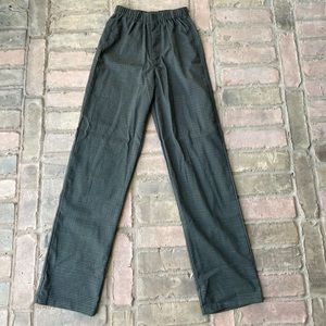 brandy melville low rise olive green cotton Ivy pants NWT sz M